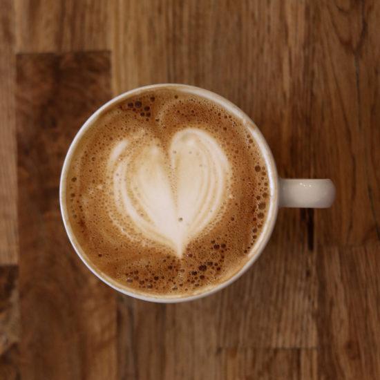 Milk and Cookies Venlo - Latte art heart