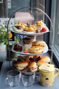 High tea in samenwerking met Banketbakkerij Lamers