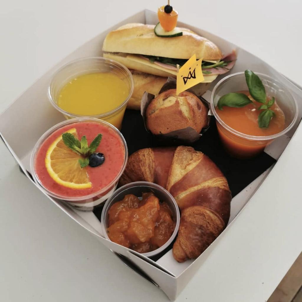 Koningsdag ontbijt box van milk and cookies Venlo