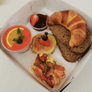 Milk and Cookies ontbijt box 3